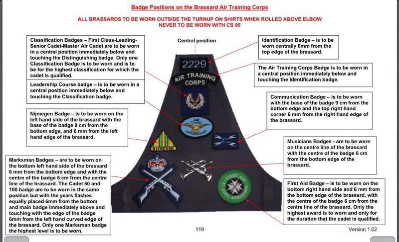 Air Training Corps Distinguishing Badge